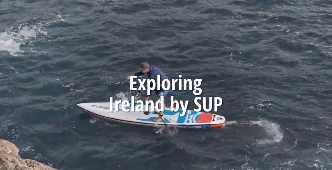 exploring ireland by stand up paddle board starboard 2020
