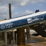 rail graphics on 2020 red paddle co touring sup green water sports
