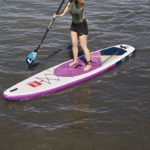 red paddle co 2020 sup touring sport inflatable sup green water sports