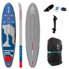 2020 starboard igo 12 double chamber best big boy sup all round paddleboard green water sports