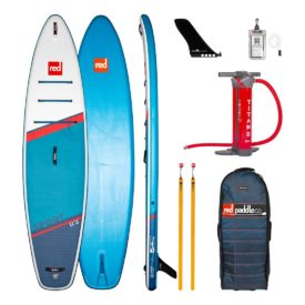 2021 red paddle co 11 3 sport best inflatable touring and all round sup paddle board isup green water sports