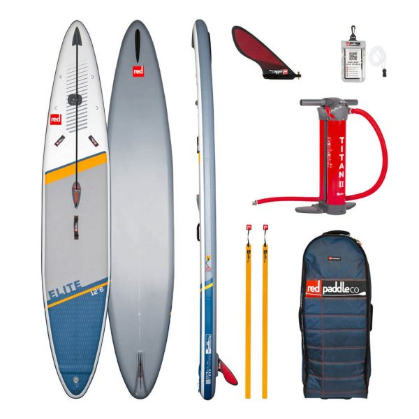 2021 red paddle co 12 6 inflatable stand up paddle board best racing isup green water sports