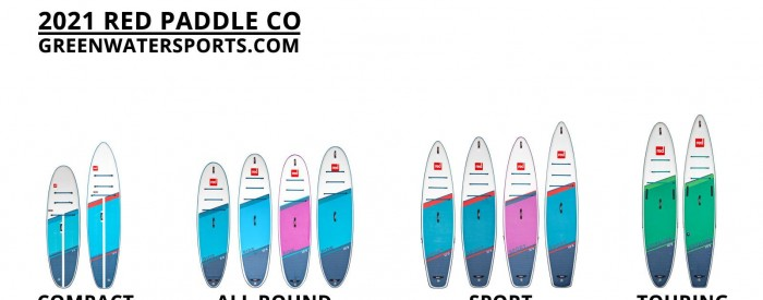 red paddle co 2021 october launch