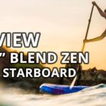 "Review of the 2018 Starboard 11'2"" Blend Zen inflatable paddle board"