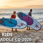 """Review of the 2020 Red Paddle Co 10'6"""" Ride inflatable paddle board"""