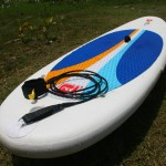 Review of the Red Paddle Co 10' Surfer inflatable SUP