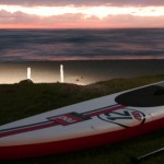 "Review of the Red Paddle Co 12'6"" Race inflatable touring and racing SUP"