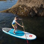 "A quick review of the 2015 Red Paddle Co 10'6"" Ride inflatable SUP"