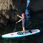 A quick review of the 2015 Red Paddle Co 11' Sport inflatable SUP