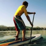 Stand up paddle board basics - Using Your Core