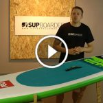 Detailed video review of the 2016 Red Paddle Co Whip 8'10″ inflatable SUP