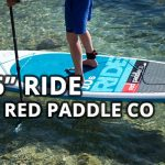 "Review of the 2017 Red Paddle Co 10'6"" Ride inflatable paddle board"
