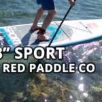 Review of the 2017 Red Paddle Co 11'3″ Sport inflatable paddle board